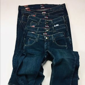 Bulwark flame resistant protective jeans